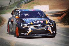 Renault Megane RS RX, GCK Team WRC