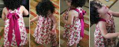DIY Pillow Case Dress  Sewing / Children