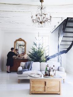Christmas in Burgundy: At Home with the Expat Family Behind The Cook's Atelier www.thecooksatelier.com