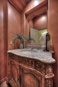 Powder Room.  Grayhawk, Scottsdale, Arizona
