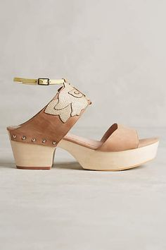 Farylrobin Juliet Clogs - anthropologie.com