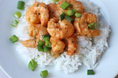 Easy Shrimp Newburg