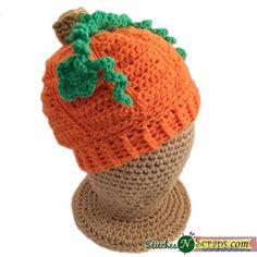 Li'l Pumpkin hat
