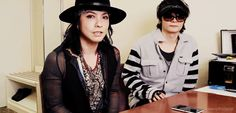 VAMPS in Xperia™ UL SOL22 「Real Music」CM ~ Making of ~