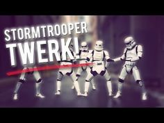 And Now For Some Flawless Stormtroopers Twerking Their Troubles Away