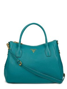 Prada Bag (F-08-Ta-26334) – turquoise « Impulse Clothes