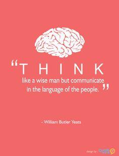 William Butler Yeats quote