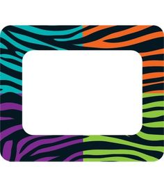 """Coordinate your classroom with these edgy multicolored Wild Style self-adhesive name tags. Stay organized and get creative using these ready-to-use name tags for games, storage boxes, charts and even folders! Also perfect for class trips or open houses! Each pack includes 40 name tags, measuring 3"""" x 2.5"""". Look for coordinating products in this design to create a bold classroom theme your students will love!"""