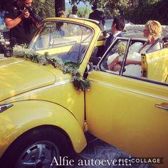 Il maggiolino è una delle weddingcar preferite.  Elegante e simpatico è perfetto per qualsiasi matrimonio.  Alfie oggi te lo propone in versione cabrio giallo, semplicemente irresistibile!  Disponibile in altri colori. Contattaci e vieni a guardarlo da vicino! www.alfieauto.it  Sedi a Salerno e Paestum   #maggiolino #maggiolinocabrio #maggiolone #maggiolinovolkswagen #matrimonio #weddingcar #wedding #automatrimonio #autovintage