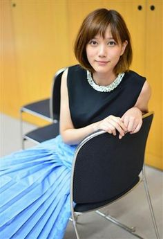 Tsubasa Honda Japanese Models, Japanese Girl, Short Hair Cuts, Short Hair Styles, Tsubasa Honda, Semi Formal Outfits, Bob Hairstyles, Asian Beauty, Beautiful Women