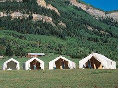 Wall Tents|David Ellis Canvas Products