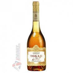 Andrássy Tokaji Aszú 6 puttonyos [0,5L|2008] - Magyar Bor - iDrinks.hu Italkereskedés Budapest, Whiskey Bottle, Rum, Drinks, Wine Bottles, Image, Wine, Butler Pantry, Drinking