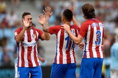 El Atlético retoma la ambición de Champions