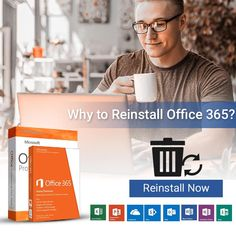 Reinstallation is the fast and most effortless approach to conquer all the product issues. There are conditions when Office applications don't work appropriately or it shows you a blunder while opening the application. This manual will give you a bit by bit method to reinstall or download Office 365 in only a couple of seconds.
