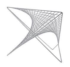 Parabola Chair | Designer: Carlo Aiello for ENSSO
