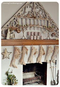 DIY Holiday Farmhouse Trimmings