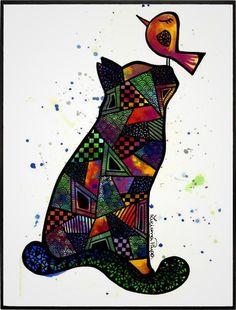 GEOMETRIC CAT