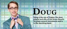 Descendants - Movie Homepage - Character Slider - Doug