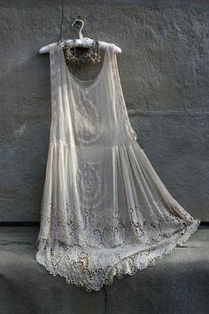 so cool over a simple slip or tunic