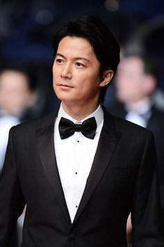 Fukuyama Masaharu at Cannes International Film Festival 2013