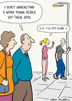 Generation Gap ...