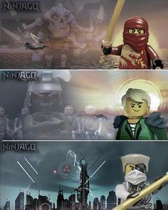 Hermandad LEGO® NINJAGO ™   VK