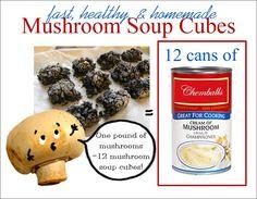 Cream of Mushroom Soup Recipe - Gwen's Nest