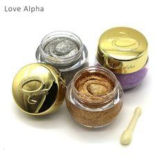 ราคาเปรยบเทยบ Love Alpha Single Color Eye Shadow Gel Eyes...