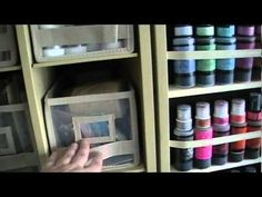 #Video My Workbox by The Original Scrapbox! #ScrapBox http://theoriginalscrapbox.com/