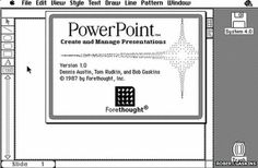 Viewpoint: How PowerPoint changed Microsoft and my life