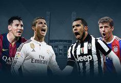 Agent Sbobet Online - Hasil Drawing Semi-Final Liga Champions 2014-2015 - Pelatih Pep Guardiola dipastikan bereuni dengan Barcelona usai...