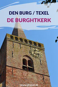 In de zomermaanden kun je de toren van De Burghtkerk in Den Burg beklimmen. Neem als je beneden bent ook een kijkje in de kerk. Meer lezen over het beklimmen van de toren en de kerk in het algemeen, bekijk dan mijn website. Lees je mee? #deburghtkerk #denburg #texel #nederland #waddeneiland #jtravel #jtravelblog