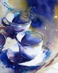 Bildresultat för still life for watercolours paintings
