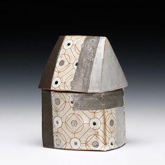Schaller Gallery : Exhibition : Stacy Snyder : House Jar