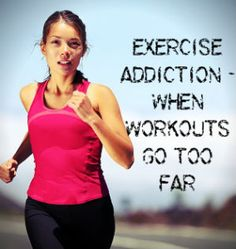 cardio exercise addiction