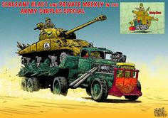 Los Autos locos al estilo Mad Max - Parte 1 - Taringa!