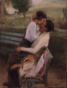 Artwork by Ron Hicks - Impulsive. Oil, 18x20, | Artstack - art online