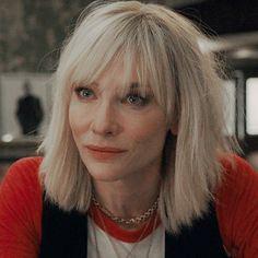 Shaggy Bob Hairstyles, Pretty Hairstyles, Cate Blanchett Hot, Short Shaggy Bob, Going Blonde, Atomic Blonde, Queen, New Hair, Pretty People