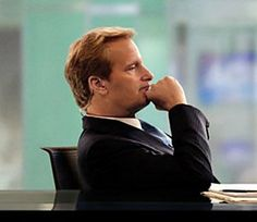 """Will McAvoy (Jeff Daniels), HBO's """"The Newsroom"""" And I thought unicorns weren't real.........Oh how I love Will McAvoy!"""
