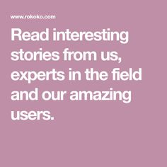 Read interesting stories from us, experts in the field and our amazing users. User Story, Question Game, Motion Capture, Interesting Stories, Unity, Facial, Amazing, Blog, Facial Care