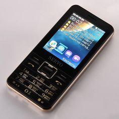 SERVO V8100 2.8-inch HD Large Screen 1800mAh 4 SIM Card Quad Standby Flashlight Mobile Phone Sale - Banggood.com