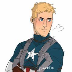 #SteveRogers #CaptainAmerica