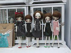 dolls by evangelione