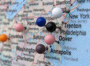 Bulletin Board Maps