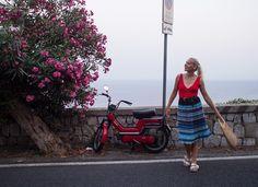 instagram: @cloudberryrush dreaming of Italy Meri-Kaisla in Amalfi