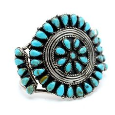 Awendela Turquoise Cuff from Child of Wild