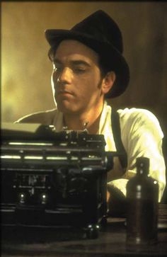 Christian in Moulin Rouge - one of my favorite male characters ever!
