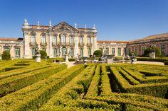 Palacio de Queluz #Portugal