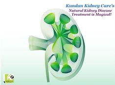 Kundan Kidney Care's Natural Kidney Disease Treatment is Magical!  https://goo.gl/URTTbE  #naturaltreatment #kidneydisease #kidney #kidneytreatment