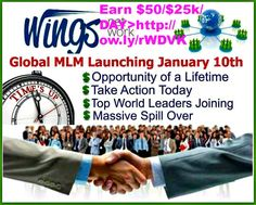 The Wings offers games, applications, cloud storage, marketing tools, blog, movies, Personal Page and many more to come. With the Wings, you can work and have fun, anytime and anywhere. Give wings to your dreams!  ( Membership Packages ) > $299 Start - NOT PASSIVE Upgrade Anytime > $749 - PASSIVE - Earn $120-$150 Monthly (5% Profit sharing) > $1499 - PASSIVE - Earn $360-$500+ Monthly ( 15% Profit sharing )